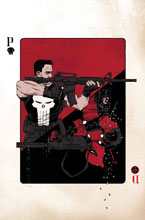 Image: Deadpool vs. Punisher #1 by Shalvey Poster  - Marvel Comics
