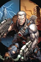Image: Cable #1 by Keown Poster  - Marvel Comics