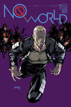 Image: No World #1 (cover B - Jordan Gunderson) - Aspen MLT Inc
