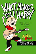 Image: Amelia Rules Vol. 02: What Makes You Happy SC  (new printing) - Atheneum Books