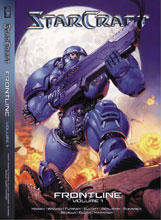 Image: Starcraft: Frontline Vol. 01 SC  - Blizzard Entertainment