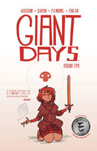 Image: Giant Days Vol. 05 SC  - Boom! Studios