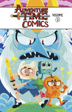 Image: Adventure Time Comics Vol. 02 SC  - Boom! Studios