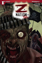 Image: Z Nation #1 (cover A - Medri) - Dynamite