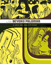 Image: Love & Rockets Library Gilbert Vol. 03: Beyond Palomar GN  (current printing) - Fantagraphics Books