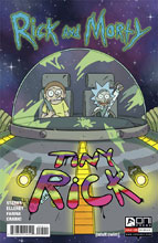 Image: Rick and Morty #25 - Oni Press Inc.
