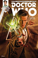 Image: Doctor Who: The 11th Doctor - Year Three #7 (cover B - Photo) - Titan Comics