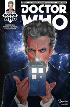 Image: Doctor Who: The 12th Doctor - Year Three #4 (cover A - Myers) - Titan Comics