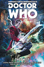 Image: Doctor Who: The Twelfth Doctor Vol. 05: The Twist SC  - Titan Comics