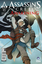 Image: Assassin's Creed: Awakening #6 (cover A - Doubleleaf)  [2017] - Titan Comics