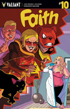 Image: Faith #10 (cover A - Kano) - Valiant Entertainment LLC