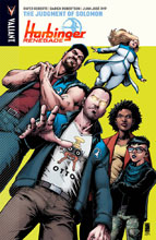 Image: Harbinger Renegade Vol. 01: The Judgment of Solomon SC  - Valiant Entertainment LLC