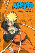 Image: Naruto 3-in-1 Vol. 18 SC  - Viz Media LLC
