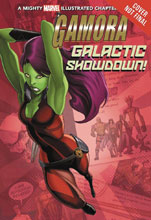 Image: Gamora: Galactic Showdown Chapter Book  (Young Reader) - Marvel Press
