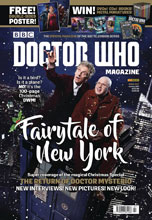 Image: Doctor Who Magazine #511 - Panini Publishing Ltd