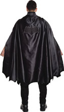 Image: DC Heroes Costume Long Cape: Batman  - Rubies Costumes Company Inc