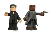 Image: Dark Tower Vinimate: Man in Black  - Diamond Select Toys LLC