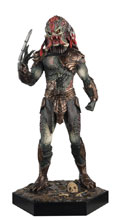 Image: Alien / Predator Figure Collectible #9 (Berseker Predator from Predators) - Eaglemoss Publications Ltd