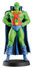 Image: DC Superhero Collection: Martian Manhunter  - Eaglemoss Publications Ltd