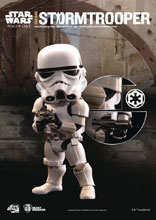 Image: Star Wars: Rogue One Action Figure - EAA-046 Stormtrooper  - Beast Kingdom