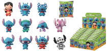 Image: Lilo and Stitch Laser Cut Figural Keyring 24-Piece Blind Mystery Box Display  - Monogram Products