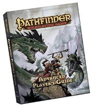 Image: Pathfinder Advanced Player?s Guide  (Pocket edition) - Paizo, Inc