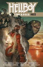 Image: Hellboy and the B.P.R.D.: 1955 SC  - Dark Horse Comics