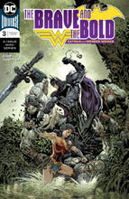 Image: Brave and The Bold: Batman and Wonder Woman #3 - DC Comics