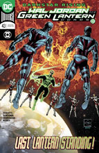 Image: Hal Jordan & the Green Lantern Corps #43 - DC Comics