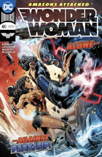 Image: Wonder Woman #44 - DC Comics