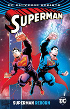 Image: Superman Reborn SC  - DC Comics