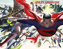 Image: Absolute Kingdom Come HC  - DC Comics