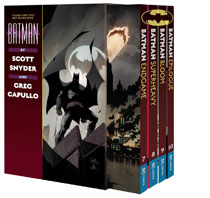 Image: Batman by Scott Snyder & Greg Capullo Box Set 3  - DC Comics