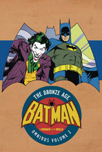 Image: Batman: The Brave and The Bold: The Bronze Age Omnibus Vol. 02 HC  - DC Comics
