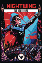 Image: Nightwing: The New Order SC  - DC Comics