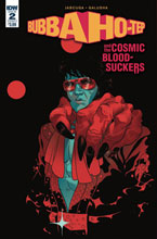 Image: Bubba Ho-Tep and the Cosmic Bloodsuckers #2 (cover A - Rivas) - IDW Publishing