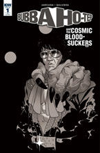 Image: Bubba Ho-Tep and the Cosmic Bloodsuckers #2 (incentive cover - Baldemar Rivas) (5-copy) - IDW Publishing