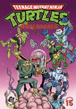 Image: Teenage Mutant Ninja Turtles Adventures Vol. 15 SC  - IDW Publishing