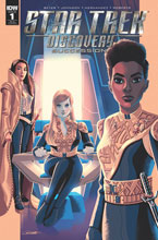 Image: Star Trek: Discovery: Succession #1 (incentive cover A - George Caltsoudas) (10-copy) - IDW Publishing