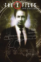Image: X-Files: JFK Disclosure HC  - IDW Publishing