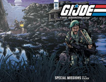 Image: G.I. Joe: A Real American Hero #251 (cover A - Sanchez) - IDW Publishing