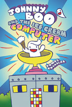 Image: Johnny Boo and the Ice Cream Computer HC  - IDW - Top Shelf