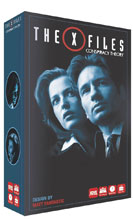 Image: X-Files Conspiracy Theory Card Game  - IDW Publishing