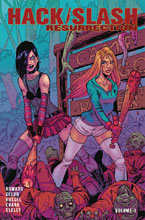 Image: Hack / Slash: Resurrection Vol. 01 SC  - Image Comics