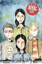 Image: Royal City Vol. 02: Sonic Youth SC  - Image Comics