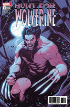 Image: Hunt for Wolverine #1 (variant cover - Torque) - Marvel Comics