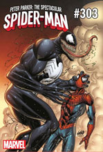 Image: Peter Parker: The Spectacular Spider-Man #303 (variant Venom 30th cover) - Marvel Comics