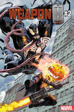 Image: Weapon H #2 (Legacy) (variant Venom 30th cover) - Marvel Comics