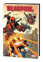 Image: Deadpool by Daniel Way Omnibus Vol. 02 HC  - Marvel Comics