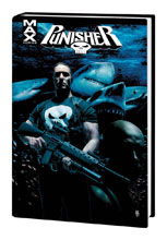 Image: Punisher Max by Garth Ennis Omnibus Vol. 02 HC  - Marvel Comics